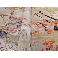 Obi belt for Kimono -temple