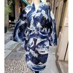 Yukata onda blu L
