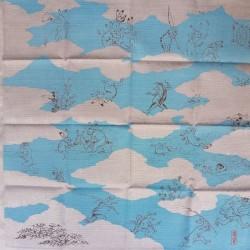 Furoshiki 50cm Animals
