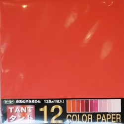 Origami tant 35cm red