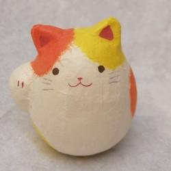 cartapesta gatto dondolina