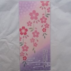 Memo pad- Cherry