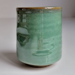 Dimples green Cup