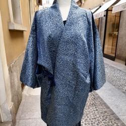 Giacca Kimono blu