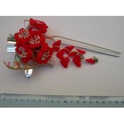 Kanzashi fiori