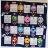 fazzoletto calendario Topo