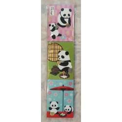 Blocchi Memo Panda