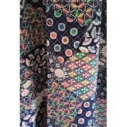 Kimono Komon Blu