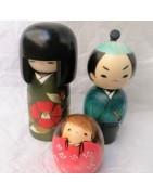 Bambole kokeshi