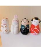sitting dolls